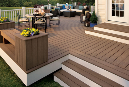 Pictures Of Compostite Deck Designs Ideas And Plans
