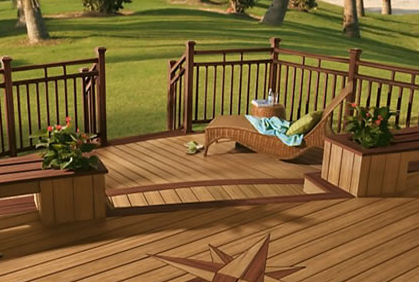 Top 2016 pictures of 2016 omposite decking ideas design plans design ideas photos and diy plans