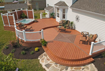 DIY pictures of 2016 omposite decking ideas design plans designs ideas and online 2016 photo gallery