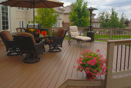 Composite Decking Ideas 2016 Design Plans Amp Pictures