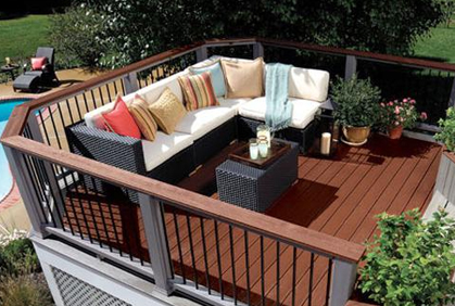 Simple Deck Design Ideas 2016 Pictures And Plans
