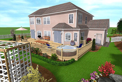 deck and patio design software free design and plan your deck easily deck design ideas screen