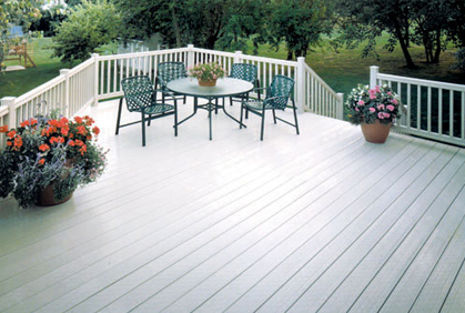 Best Vinyl decking reviews with a gallery of pictures, design ideas and simple installation plans. designs ideas pictures and diy plans