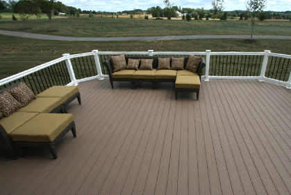 Most popular Vinyl decking reviews with a gallery of pictures, design ideas and simple installation plans. pictures with DIY design ideas and DIY plans