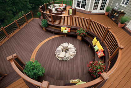 Pictures of 2016 wooden decking ideas and plans designs plans ideas and photos