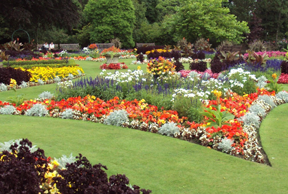 Flower garden bed ideas 2016 photos gardening design - Flower and lawn landscaping ideas ...