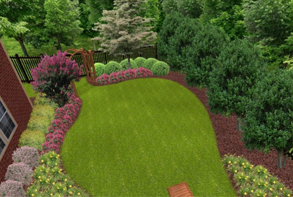 Landscape Design Ideas Backyard landscape Best Backyard Landscaping Designs Ideas Pictures And Diy Plans