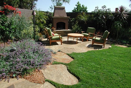 Most popular backyard landscaping pictures with DIY design ideas and DIY plans