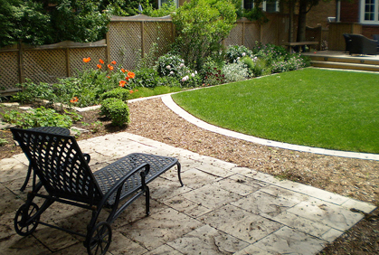 pictures of backyard landscaping designs ideas and photos - Backyard Landscaping Design Ideas