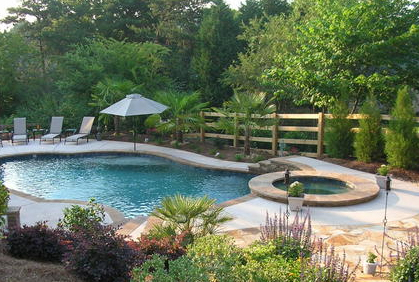 Inexpensive Backyard Landscaping Ideas simple backyard ideas pictures and landscaping plans