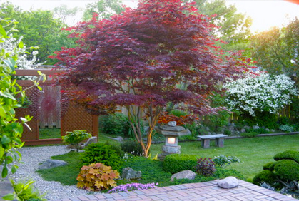 Pictures of cheap and easy landscaping designs ideas and photos