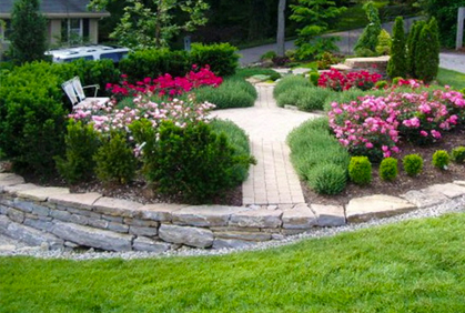 Front Yard Landscape Ideas Designs Photos And Plans