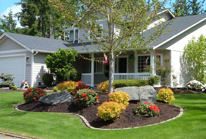 Front Lawn Plant Ideas Of Front Yard Landscaping Ideas 2016 Pictures And Plans