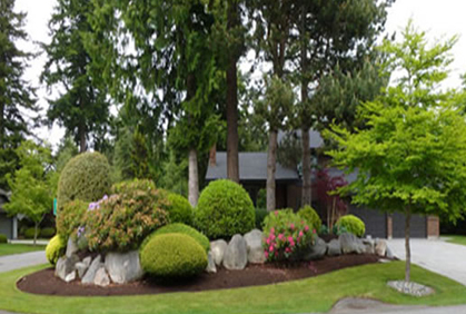 pictures of front yard landscaping designs ideas and photos - Front Lawn Design Ideas