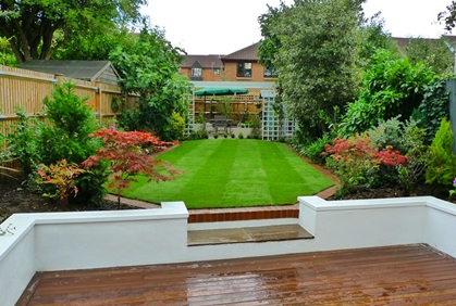 Good Garden Design Pict Simple Landscape Designs For Front Of House Garden Design Simple .