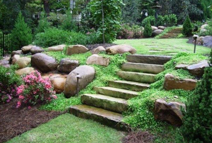 Most popular outdoor landscaping pictures with DIY design ideas and DIY plans