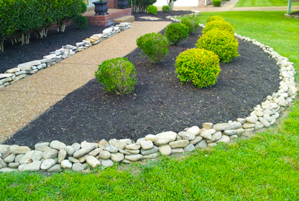 Garden Ideas With Rocks landscaping with rocks | pictures 2016 designs ideas