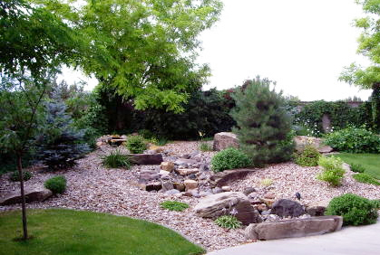 Most popular landscaping with rocks and stones pictures with DIY design ideas and DIY plans