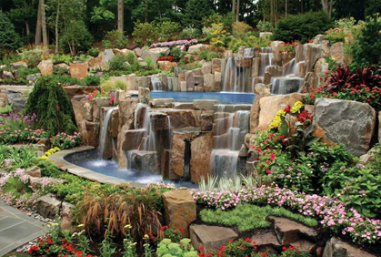 pictures of landscaping with rocks and stones designs ideas and photos