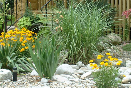 Most popular rock garden landscaping pictures with DIY design ideas and DIY plans