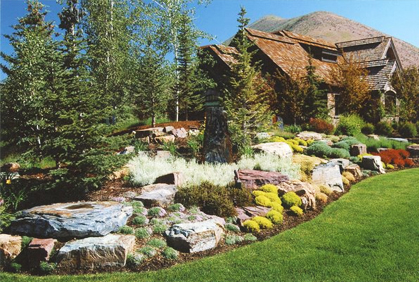 Pictures of rock garden landscaping designs ideas and photos