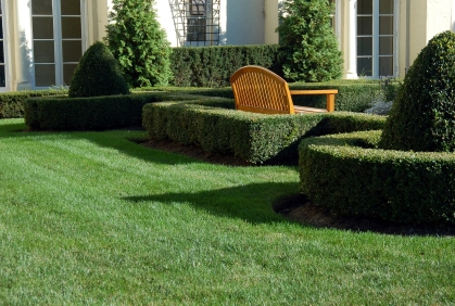 Simple landscaping with shrubs and bushes designs ideas pictures and diy plans