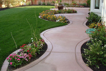 most popular small yard landscaping pictures with diy design ideas and diy plans - Small Yard Design Ideas