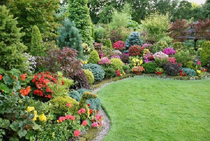 Landscape Design Ideas Pictures 24 beautiful backyard landscape design ideas title Simple Small Yard Landscaping Designs Ideas Pictures And Diy Plans