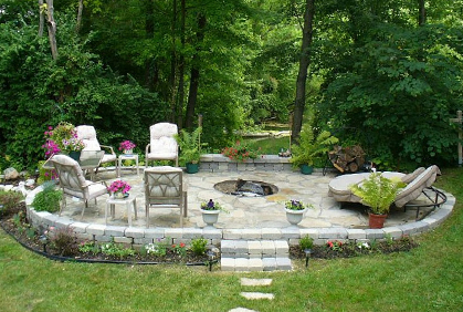 Garden Design: Garden Design with Landscaping Ideas for Small Yards ...