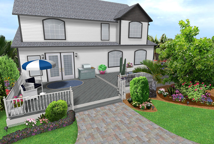 Free Landscape Design Software | Online 3D Downloads