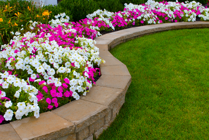 best landscape retaining wall designs ideas pictures and diy plans - Retaining Wall Design Ideas