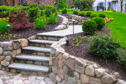 top 2016 landscape retaining wall design ideas photos and diy makeovers