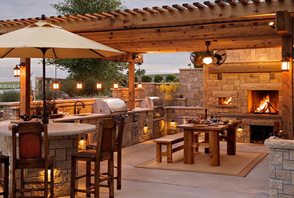 Backyard Patio Bar outdoor bar ideas 2016 pictures & patio design plans