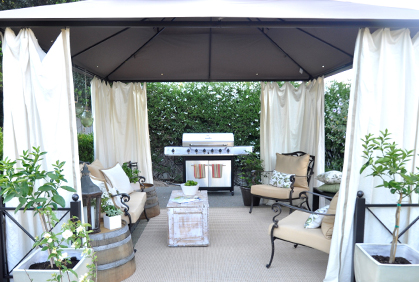 ... DIY Covered Patio Roofing Conopies Umbrellas Designs Ideas And Online  2016 Photo Gallery ...