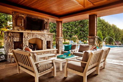 covered patio designs pictures covered patios design rendering in colleyville tx for pergola and covered pictures - Covered Patio Designs