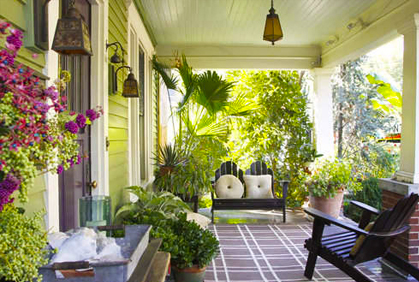 Front Patios Design Ideas 1000 images about porch ideas on pinterest brick porch front porches and porches Pictures Of Front Porch Decorating Designs Ideas And Photos