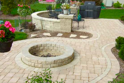 Simple patio remodeling designs ideas pictures and diy plans