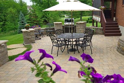 Beautiful ... Pictures Of Patio Landscaping Designs Ideas And Photos ...