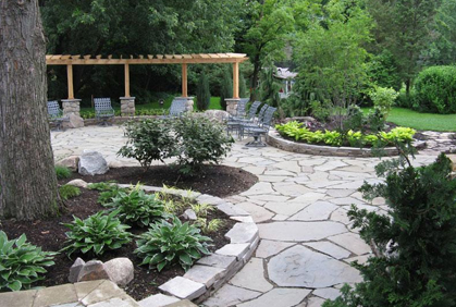 Most popular patio landscaping pictures with DIY design ideas and DIY plans