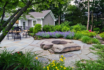 Patio landscaping ideas 2016 pictures design plans Diy home design ideas pictures landscaping