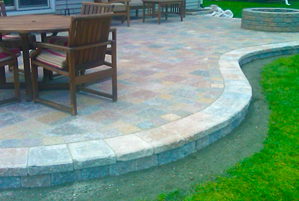 diy best patio pavers how to install lay build designs ideas and online 2016 photo gallery - Pavers Patio Ideas