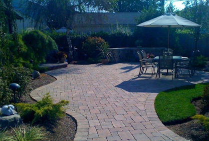 simple best patio pavers how to install lay build designs ideas pictures and diy plans - Patio Paver Design Ideas