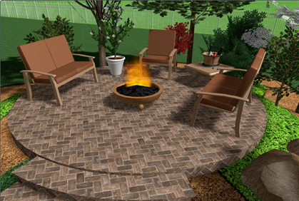 Best Free Patio Design Tool Software Downloads Reviews 3D Designs Ideas  Pictures And Diy Plans