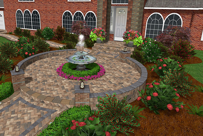 Superior ... Simple Free Patio Design Tool Software Downloads Reviews 3D Designs  Ideas Pictures And Diy Plans