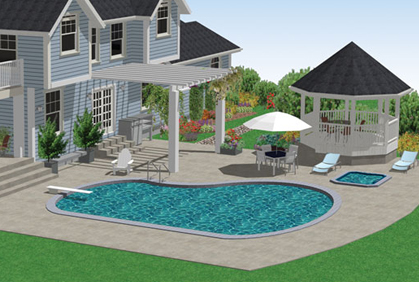 Free Patio Design Software Online Designer Tools