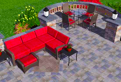 Free patio design software online designer tools Diy home design software free