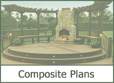 Composite Deck Design Plans