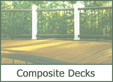 Composite Wood Decking Ideas