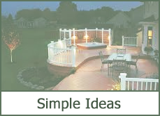 Pictures of Simple Deck Ideas