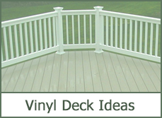 Vinyl Deck Ideas